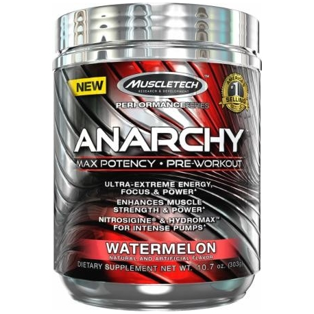 Muscletech Anarchy 153g