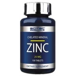 Scitec ZINC - 100 tabl