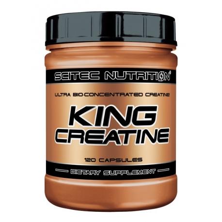 Scitec King Creatine 120 kap. [hcl]