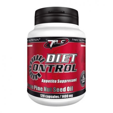 TREC Diet Control - 120 kaps.