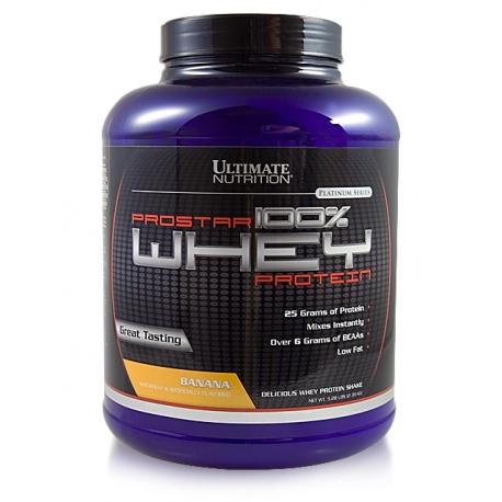 Ultimate Prostar Whey Protein -  2270 g