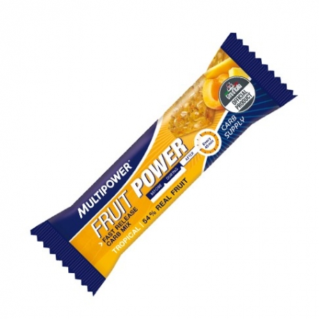 Multipower Fruit-power bar 40g