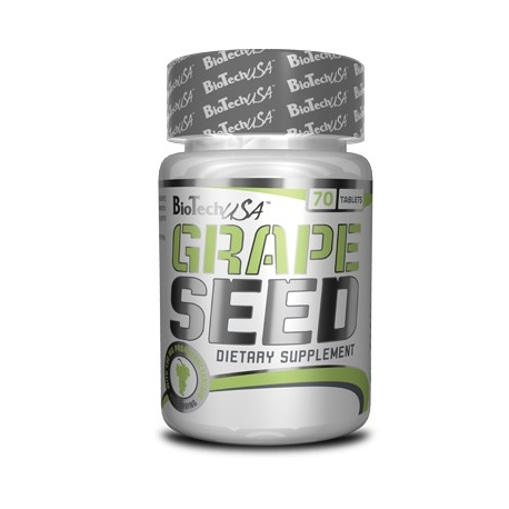 Bio Tech USA Grape Seed 70tab.