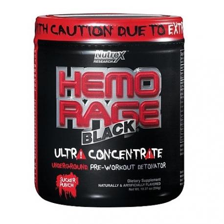 Nutrex Hemo Rage Ultra - 292 g [1-3 DMAA FREE]