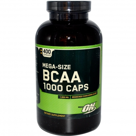 Optimum Bcaa 400 kaps.
