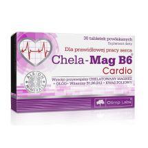 Olimp Chela Mag B6 Cardio 30 tab.