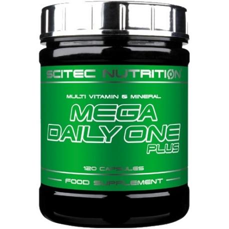 Scitec Mega Daily One 120 kaps.