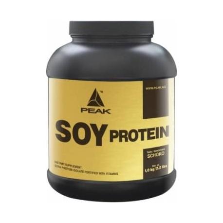 PEAK - Soja Protein Isolate - 1000g [BIAŁKO - SOJOWE, SOJA]