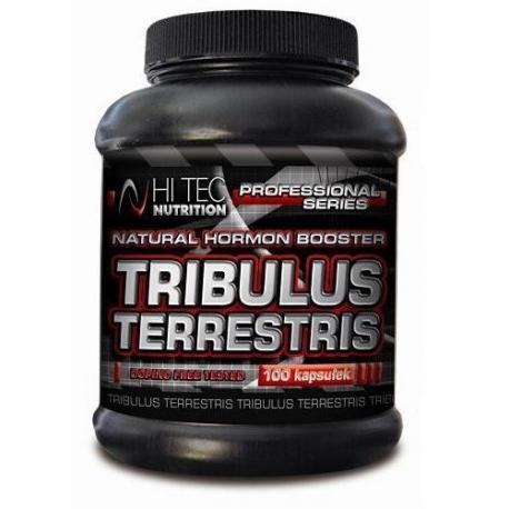 HI TEC Tribulus Terrestris Professional - 100 kap