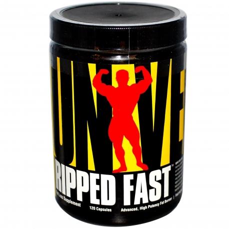 Universal Ripped Fast - 120 kaps