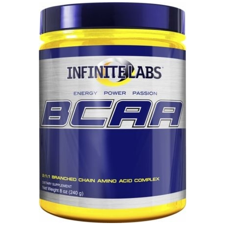 Infinite Labs Bcaa Powder 240g