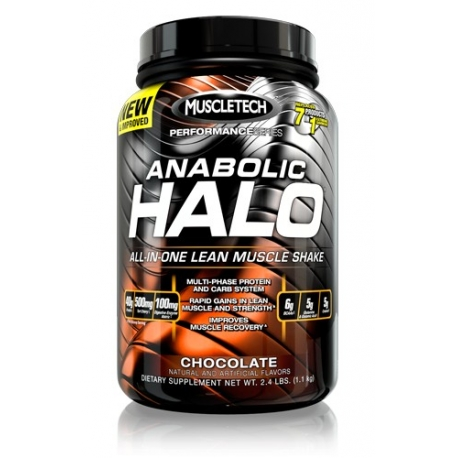 Muscletech Anabolic Halo Performance 1100g