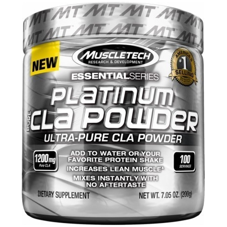 Muscletech Platinum CLA Powder 200g