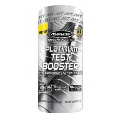 Muscletech Platinum Test Booster 60 kaps.