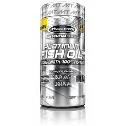 Muscletech Platinum Fish oil 60 kaps.
