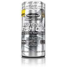 Muscletech Platinum Fish oil 60 kaps.