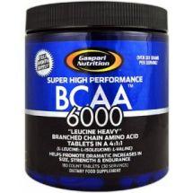 Gaspari BCAA 6000 - 180tab