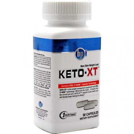 BPI Keto-XT 90 kaps.