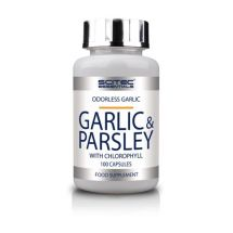 Scitec Garlic & parsley (czosnek i pietruszka) 100 kaps.
