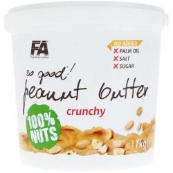 FA Nutrition So Good Peanut Butter Crunchy 100% 1kg