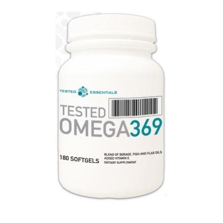 Tested Omega 369 - 180 kap.