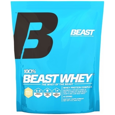 Beast 100% Whey 1886g