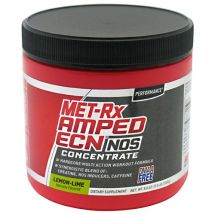MET-RX Amped ECN NOS Concentrate 250g