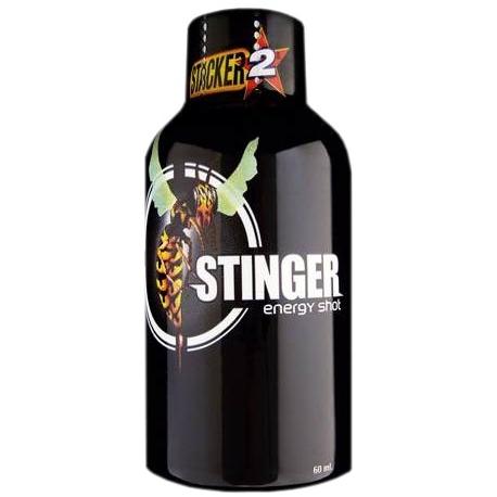 NVE Stacker Stinger Energy Shot - 60ml
