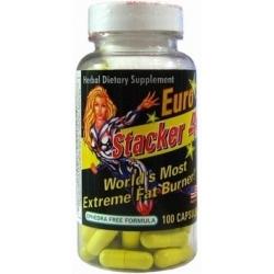 Nve Stacker Euro Stacker 4 - 100 kaps.