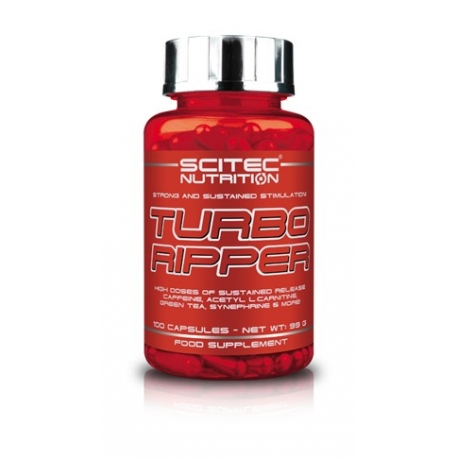 Scitec Turbo Ripper 100 kaps.