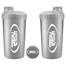 Real Pharm Shaker - 700 ml - Srebrny