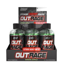 Nutrex - Outrage shot 118ml