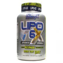 Nutrex Lipo 6X 120 kaps.