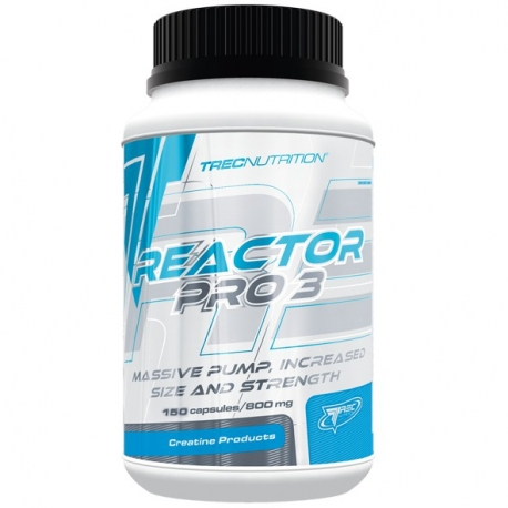 TREC Reactor Pro 3 - 150 kaps