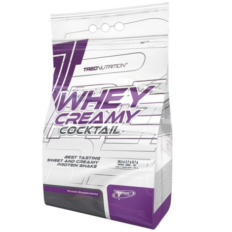 Whey Creamy Cocktail - 2275 g