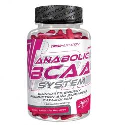 TREC Anabolic BCAA System - 150 kaps.