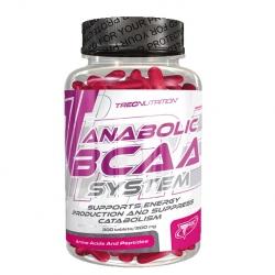 TREC Anabolic BCAA System - 300 kaps.