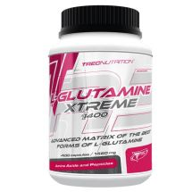 TREC L-Glutamine extreme 400 kaps.
