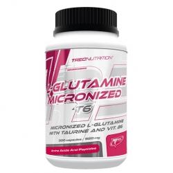 TREC L-Glutamina T6 - 300 kaps