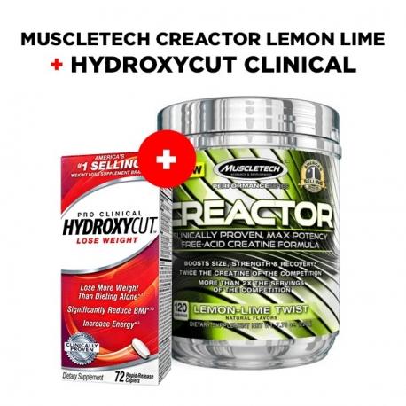 Muscletech Creactor 216g