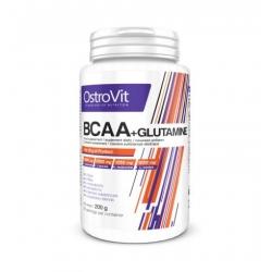 Ostrovit BCAA+Glutamine 200g