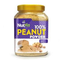 NutVit 100% Peanut Powder 500g