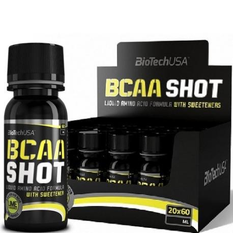 Bio Tech BCAA Shot 60ml