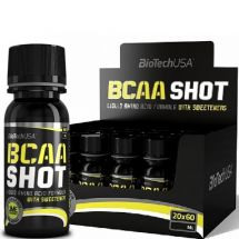 Bio Tech BCAA Shot 60ml