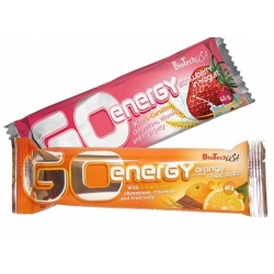 Bio Tech Energy bar 40g