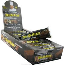 Chef Jays Tri o Plex Prot bar 118g