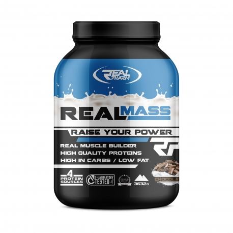 Real Pharm Real Mass - 3632g