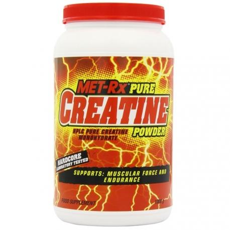Met RX Pure Creatine 1000g