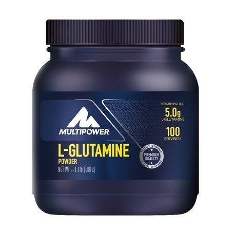 Multipower Glutamine 500g