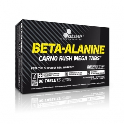 Olimp Beta-Alanine Carno Rush Mega Tabs 80 tabl.